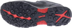 Grijze Meindl Lite trail GTX Antracite Red Veterschoenen