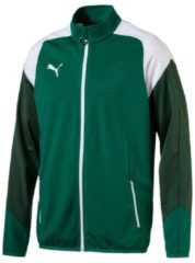 Trainingsjacke Esito 4 Poly Tricot Jacket 655223-03 Puma Power Green-Puma White-Dark Green