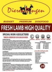 Merkloos / Sans marque Merkloos Budget Premium Dogfood Fresh Lamb High Quality 14 KG