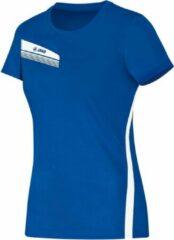 Jako Athletico Dames T-Shirt - Shirts - blauw - 44