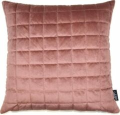 Collectione Kussen Palermo 45 x 45 cm Donker Roze