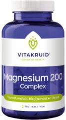 Vitakruid / Magnesium 200 Complex – 100 Tabletten
