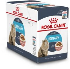 Royal Canin Fhn Urinary Care In Gravy Mp Pouch - Kattenvoer - 12x85 g - Kattenvoer