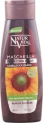 Olay Naturaleza Y Vida Colorsafe Brown Hair Mask 300ml