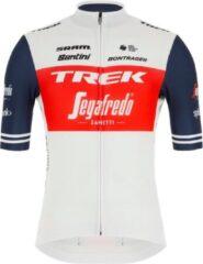 Santini Trek-Segafredo Blend S/S Jersey - 2020 - Maat M