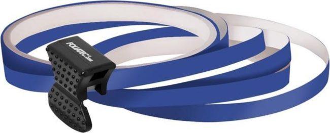 Afbeelding van Foliatec PIN-Striping voor velgen donkerblauw - Breedte = 6mm: 4x2,15 meter