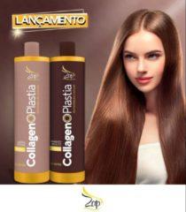 ZAP Cosmetic CollagenoPlastia Braziliaans Keratine behandeling 2X1L