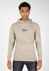 Wrong Friends Paris hoodie - taupe - 2XL