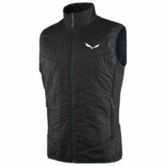Salewa - Ortles Hybrid TW CLT Vest - Wollen bodywarmer maat XL zwart