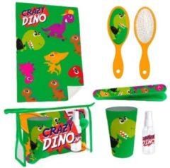 Kids Licensing toilettas gevuld Crazy Dino 6-delig