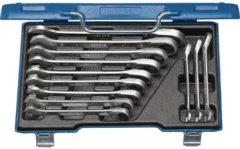 Gedore 2297418 Steek-/ratelsleutelset 12-delig 8 - 19 mm N/A