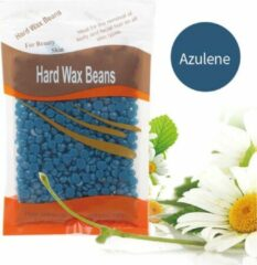 DW4Trading® Hard wax beans 100 gr ontharen harsen lichaam gezicht spatels Azulene