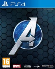 Square Enix Marvel's Avengers (PlayStation 4)