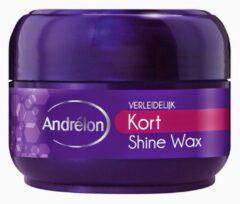 Andrelon Andrélon Wax - Verleidelijk Kort Shine 75ml