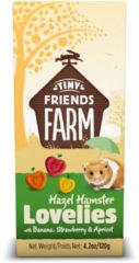 Supreme Hazel Lovelies Voor Hamster - Knaagdiersnack - 120 g
