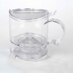 HandyBrew Handy Brew Tea Maker - Theezetter - Transparant