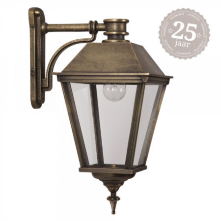 Afbeelding van KS Verlichting Bronzen wandlamp Halle KS 6508