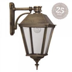 KS Verlichting Bronzen wandlamp Halle KS 6508