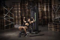 Groene Tunturi HG80 Krachtstation - Home Gym - Fitness krachtstation