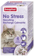 Beaphar No Stress Navulling Kat - Anti stressmiddel - 30 ml