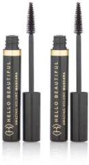Hello Beautiful Volume Mascara Duo