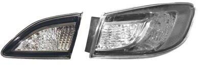 Afbeelding van Universeel ACHTERLICHT RECHTS BINNEN 4-deurs (Achteruitrijlamp)