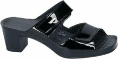 Vital -Dames - zwart - slippers & muiltjes - maat 36