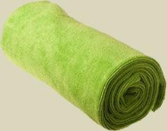Sea to Summit TEK Towel Mikrofaser Handtuch Größe XL lime