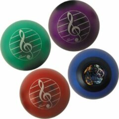 AIM Paperclip bal vioolsleutel verschillende kleuren