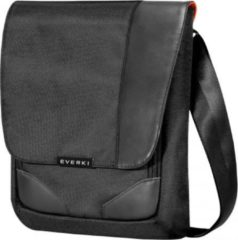 "Zwarte Everki Venue XL Premium Cross Body RFID 12.9"" Black"