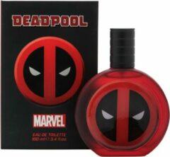 Marvel Deadpool Eau de Toilette 100ml Spray