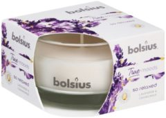 Witte Bolsius Aromatic Standard Bolsius true moods so relaxed