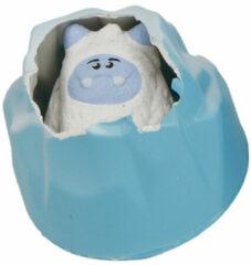 Blauwe Toys Amsterdam groeiende yeti uit ijsberg 6 cm