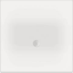 Witte Beterbad Xenz Luxe zelfdragende douchevloer Flat 150 x 90 x 3,5 cm