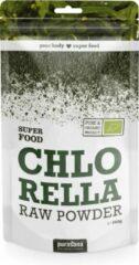 Purasana Chlorella raw powder 200 gram