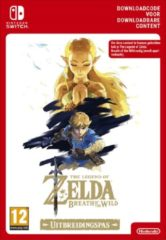 Zelda: Breath of the Wild Expansion Pass - Nintendo Switch