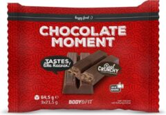 Body & Fit Food Chocolate Moment - Chocoladewafels - 14 pack