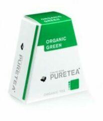 PureTea thee - Organic groen - 72 stuks
