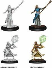 Wizkids D&D Nolzur's Marvelous Miniatures Elf Sorcerer Female