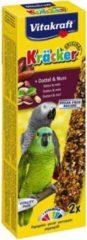 Vitakraft Papegaaikracker - Fruit & Noot - Vogelsnack - 2 St