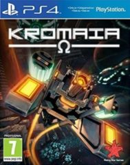 Koch Media Kromaia Omega, PS4 Basis PlayStation 4 Engels, Italiaans video-game