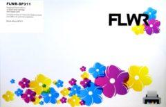 FLWR - Toner / 407246 / Zwart - Geschikt voor Ricoh