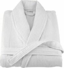 Merkenloos Hotel badjas wit (L/XL) 100% katoen