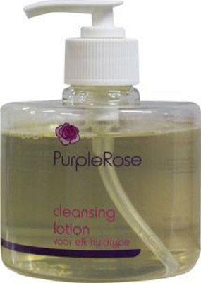 Afbeelding van Volatile Purple rose cleansing lotion 300 Milliliter