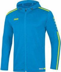 Lichtblauwe Jako Striker 2.0 Trainingsjack - Jassen - blauw licht - M