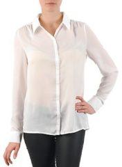Witte Overhemd La City OCHEM