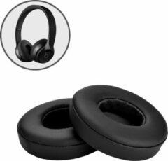 Mix-Media Oorkussens voor Beats By Dr. Dre Solo 2.0/3.0 wireless - Koptelefoon oorkussens voor Beats Solo zwart