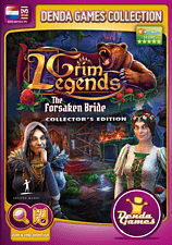 Denda Games Grim Legends - The Forsaken Bride (Collector's Edition) - Windows