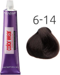 Alfaparf Milano Alfaparf - Color Wear - 6.14 - 60 ml