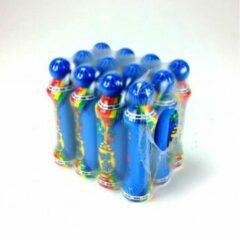 VerraXL 12x Dab-o-Ink Bingo Depper 43ml - Blauw | Bingo dappers - debbers - dabbers